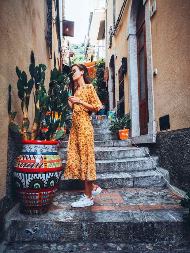 Instagram places in Taormina