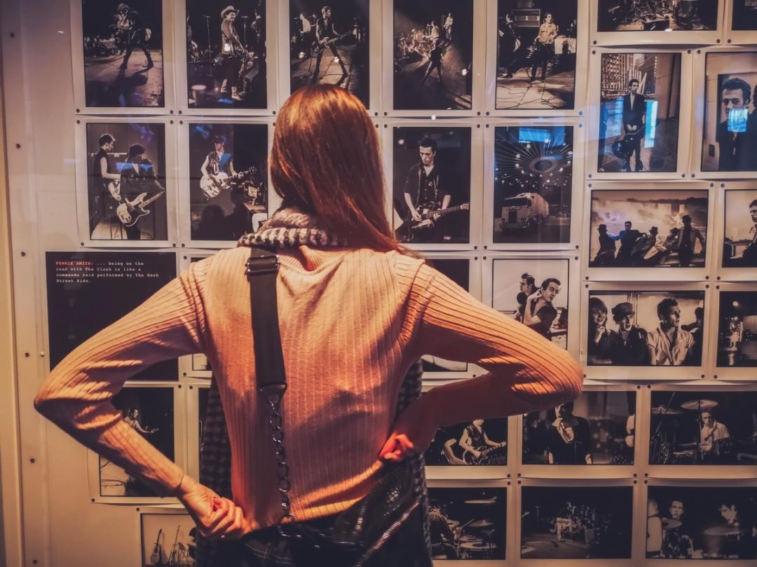 London Calling exhibition The Clash 2019