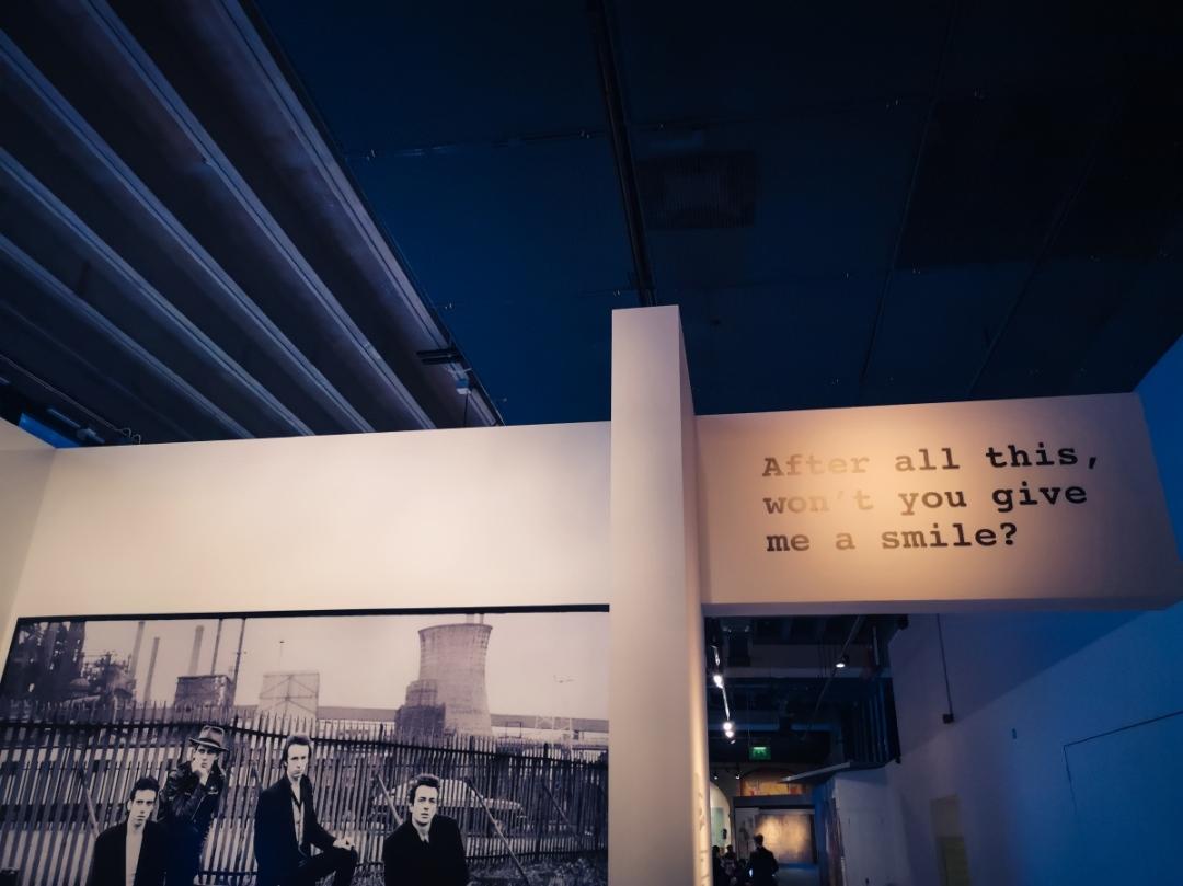 40 години London Calling изложба на The Clash в Лондон