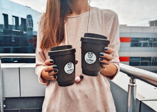 Чаши от кафе утайка