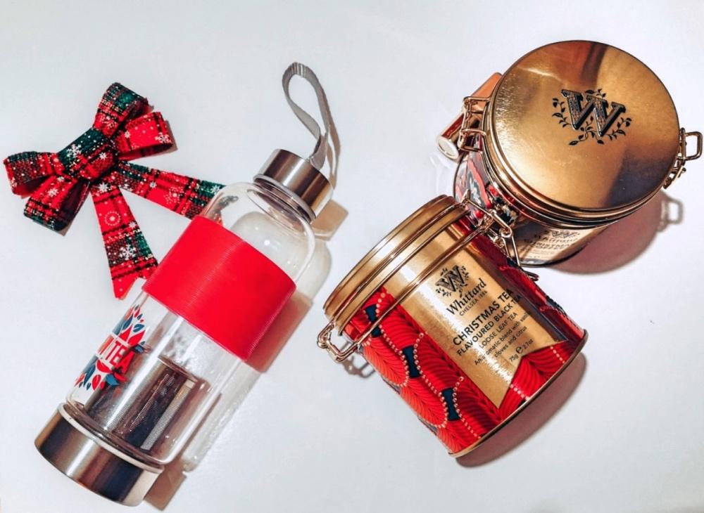 еко коледни подаръци - бутилка за чай за многократна употреба WOW Tea