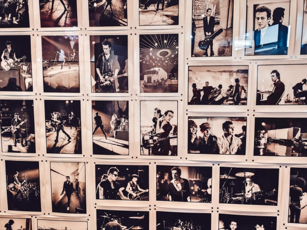 The Clash exhibition at Museum of London