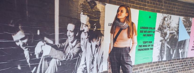 Изложба на The Clash в Лондон