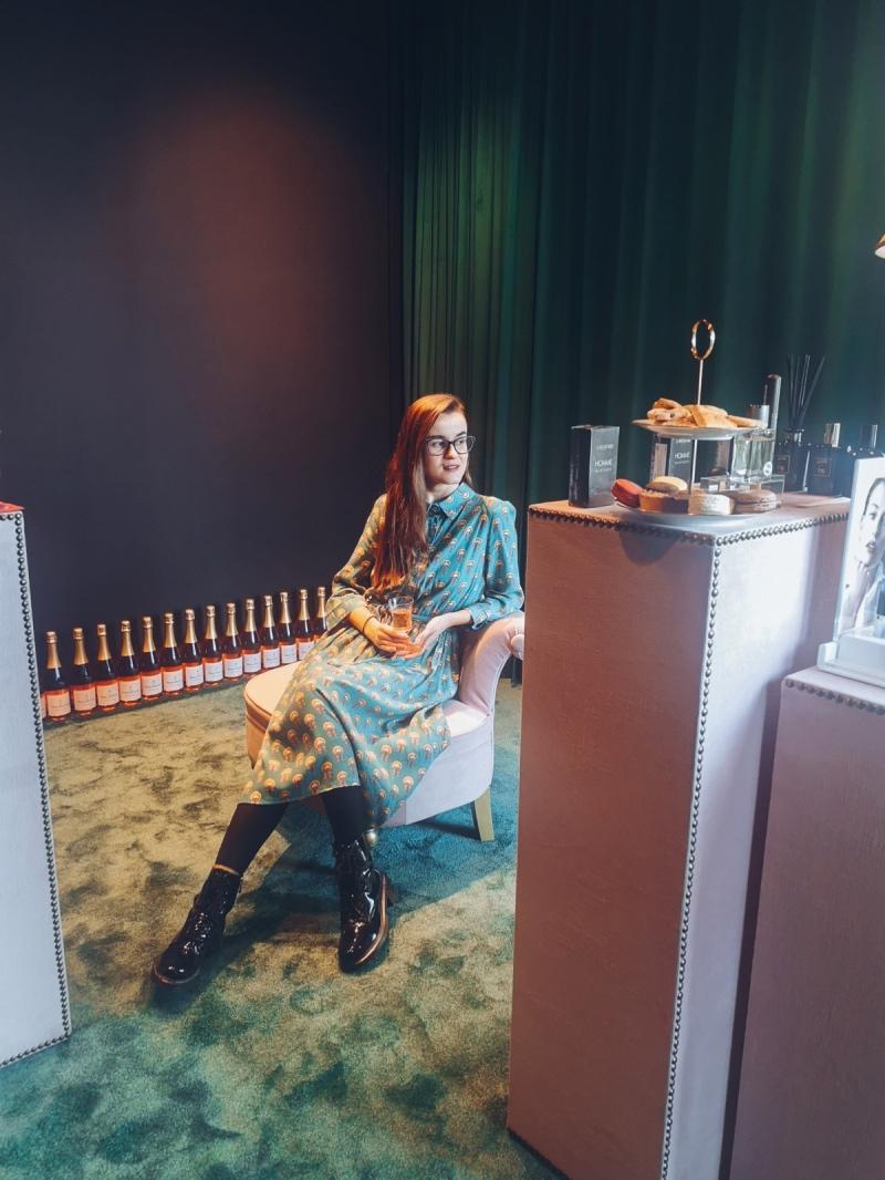 Салон Vogue Vision в хотел Хилтън София