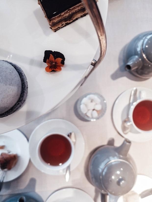 Класически следобеден чай в Лондон