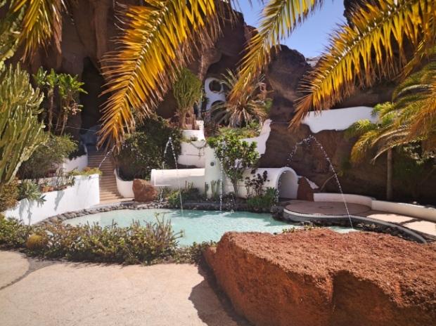 Романтични хотели в Лансароте