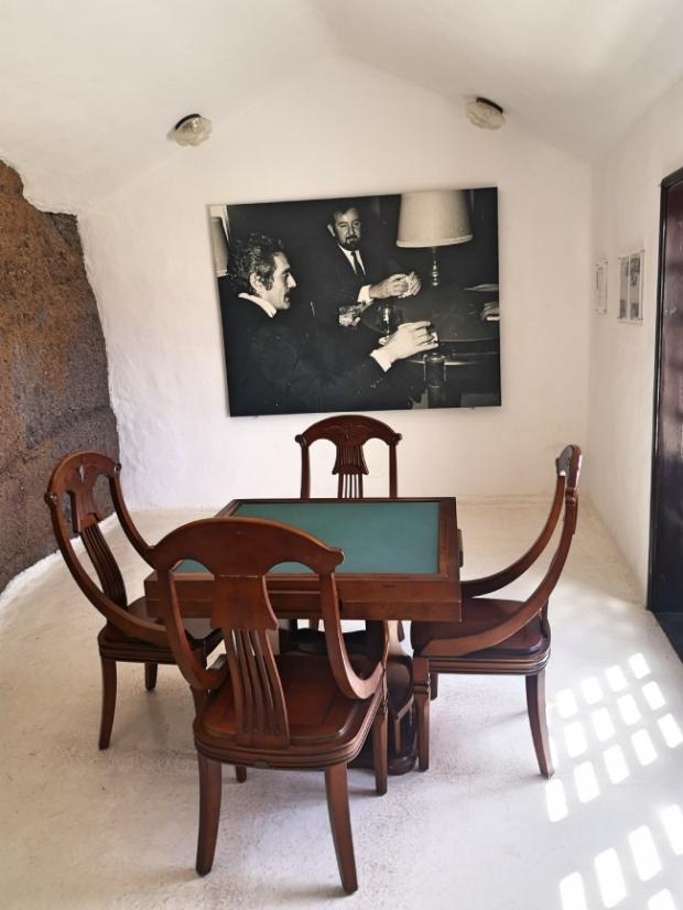 Къщата на Омар Шариф в Лансароте