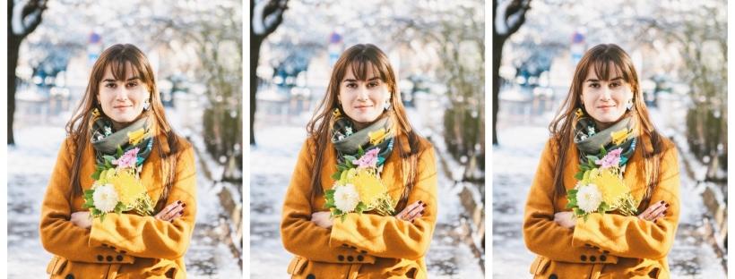 цветни зимни шалове от Артелие
