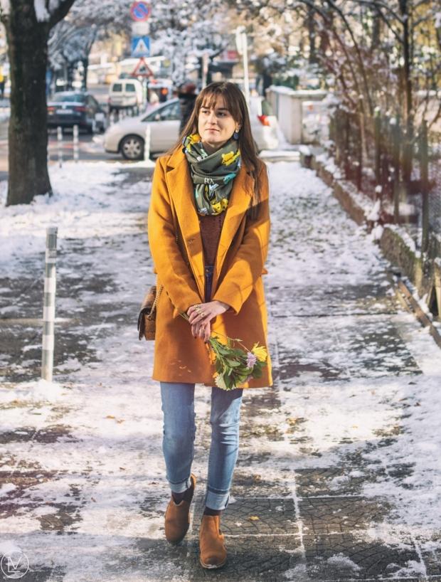 пъстри шалове зима 2021