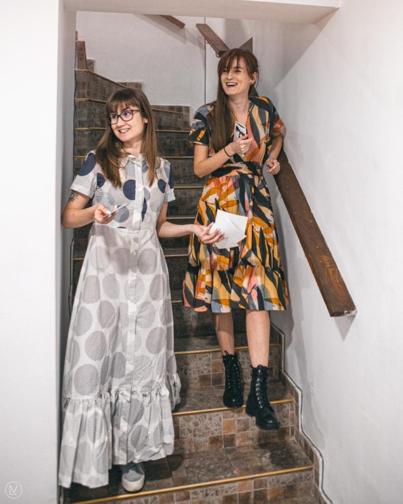 сестри блогъри Натали и Лилия Дакови
