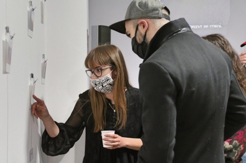 изложба по време на ковид 2021