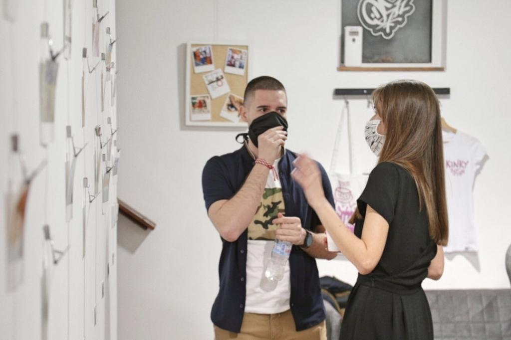 модни блогъри София изложба