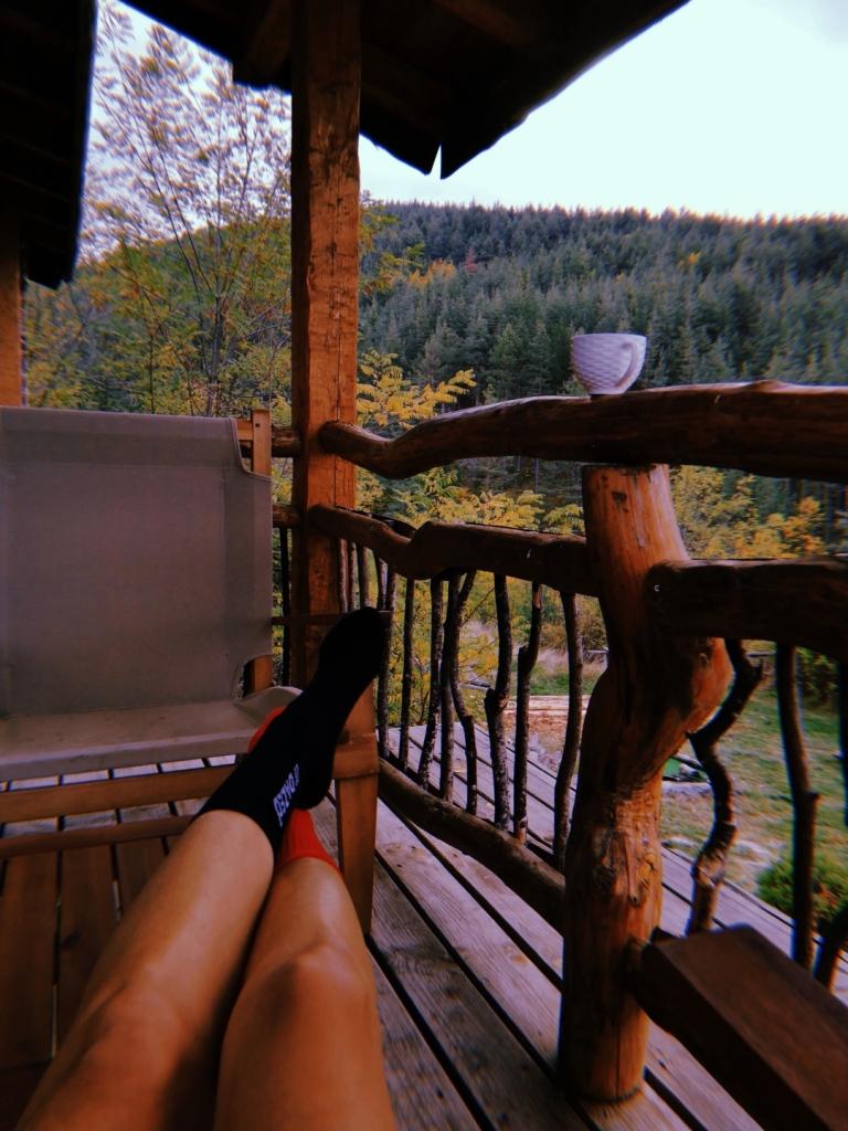 есенно кафе